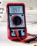 Digitales Multimeter von Kraft Werkzeuge