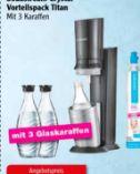Crystal Super Spar Paket Titan von Sodastream