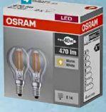 LED Filament von Osram