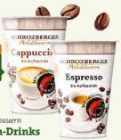Bio-Kaffeedrink von Schrozberger Milchbauern