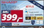 Ultra-HD-LED-TV 55BL2EA von Sharp