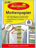 Mottenpapier von Aeroxon