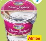 Naturjoghurt von Sachsenmilch
