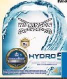 Hydro 5 Rasierklingen von Wilkinson Sword