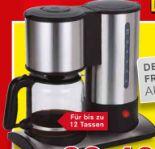 Kaffeemaschine KA 185 von Tectro