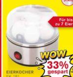 Eierkocher EK 181 von Tectro
