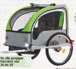 Kinder-Fahrradanhänger Komfort von Fischer Fahrrad