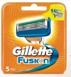 Fusion 5 Rasierklingen von Gillette