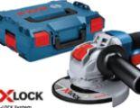 X-Lock Akku-Winkelschleifer Professional GWX 18V-8 von Bosch