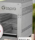 Toronto Gas Steakgrill von Tepro