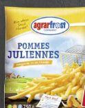 Pommes Juliennes von Agrarfrost