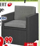 Lounge Sessel Monaco von allibert