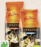 Bio Espresso von Gustoni