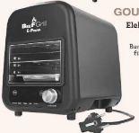 Elektrooberhitzegrill Beef Maker von Gourmetmaxx