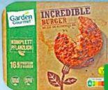 Incredible Burger von Garden Gourmet