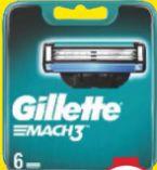 Rasierklingen von Gillette