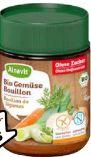 Bio Gemüse Bouillon von Alnavit