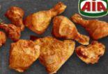 Hähnchen Grillplatte von AIA