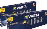 Varta Energy Batterien von Varta
