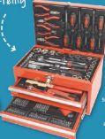 Werkzeugbox 155-teilig von Brüder Mannesmann Werkzeuge