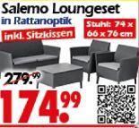 Lounge Set Salemo von allibert
