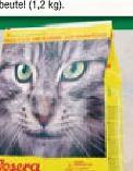 Katzennahrung von Josera