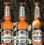 Original Bier von Clausthaler