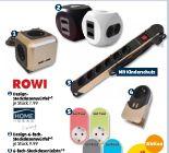 Design-Steckdosenwürfel von Rowi