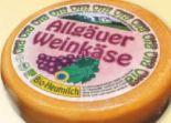 Allgäuer Weinkäse von Baldauf Käse