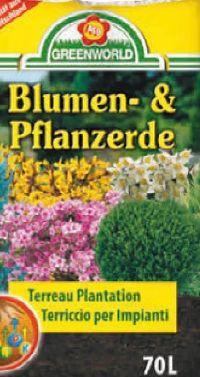 Blumen-Pflanzerde von Greenworks