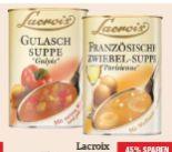 Suppen von Lacroix