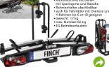 Fahrradheckträger Finch von Eufab