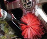 Hochleistungs-Felgenbürste von Nigrin