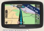 Navigationssystem Start 52CE von TomTom
