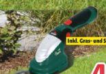 Akku-Gras-und Strauchschere AGS 108 Lion von Grizzly