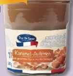 Karamell-Aufstrich von Duc De Coeur