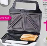Sandwichmaker Sw191 von Tectro