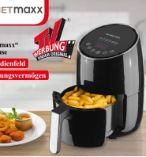 Heißluftfritteuse von Gourmetmaxx