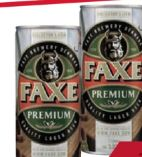 Royal Export Quality Lager Beer von Faxe