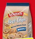 Brot-Chips von Feurich