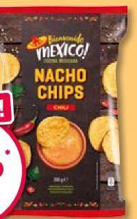 Nacho Chips von Bienvenido Mexiko