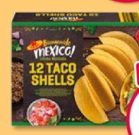 Taco Shells von Bienvenido Mexiko