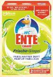 Frische-Siegel von WC-Ente