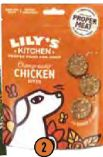 Hunde Snacks von Lily's Kitchen