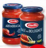 Pasta-Saucen von Barilla