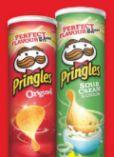 Stapelchips von Pringles
