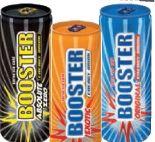 Energy Drink von Booster