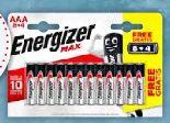 Batterien von Energizer