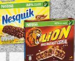 Cerealien-Riegel von Nestlé