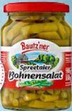 Bohnensalat von Bautz'ner